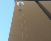 三亚湾红树林度假世界酒店大型标识安装